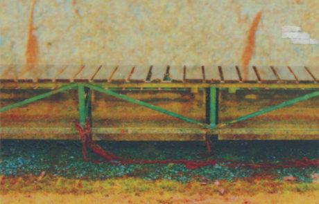 Sedimente, Bodensee, Schwimmplattform, Erinnern, Vergessen